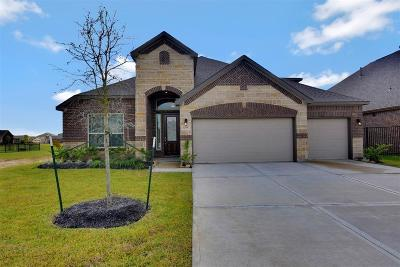 Texas City Single Family Home For Sale: 12509 Cumberland Drive