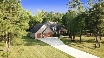 Montgomery Single Family Home For Sale: 8980 Forest Lake Drive