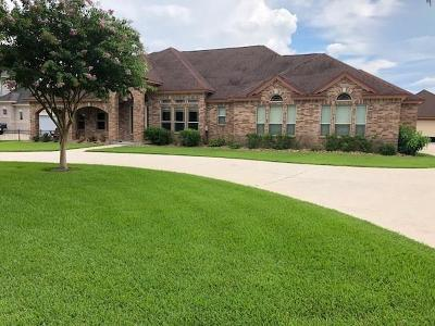 Tomball Single Family Home For Sale: 19723 Lake Stone Court