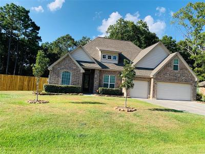 Huffman Single Family Home For Sale: 1223 Commons Waterway Drive