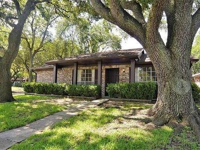 Houston Single Family Home For Sale: 15403 Poolview Street