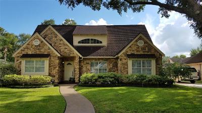 Houston Single Family Home For Sale: 14211 Burgoyne Road