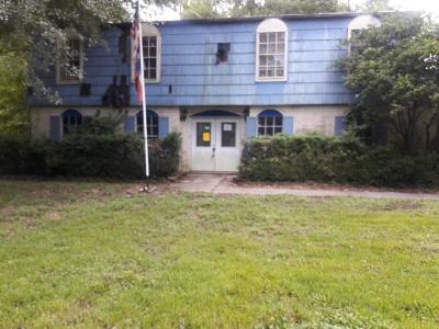 Single Family Home For Sale: 16603 Creeksouth Road