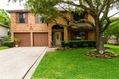 Friendswood Single Family Home For Sale: 1804 Coronado Street