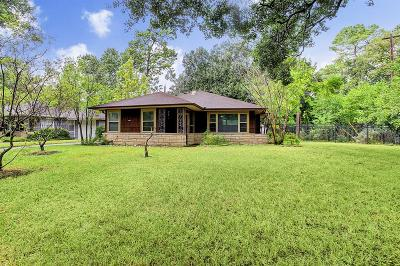 Houston Single Family Home For Sale: 1231 Bay Oaks Road