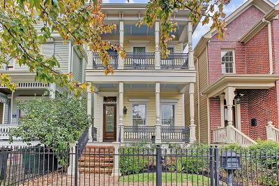 Houston Single Family Home For Sale: 617 E 8th 1/2 Street