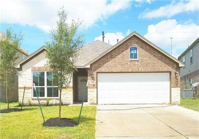 Humble TX Single Family Home For Sale: $203,030