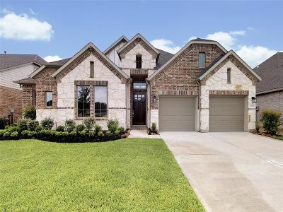 Tomball Single Family Home For Sale: 21707 Albertine