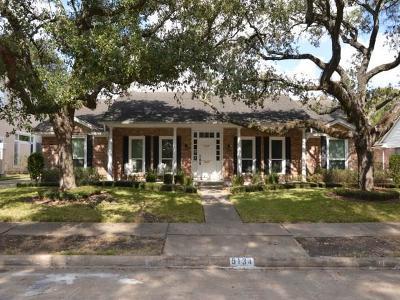 Houston Single Family Home For Sale: 5134 Loch Lomond Drive