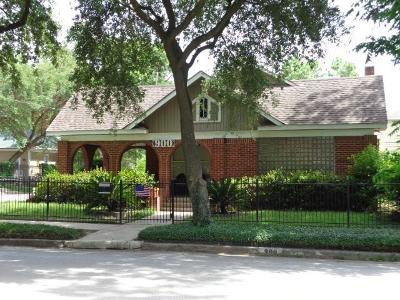 Houston Single Family Home For Sale: 900 Bayland Ave Avenue