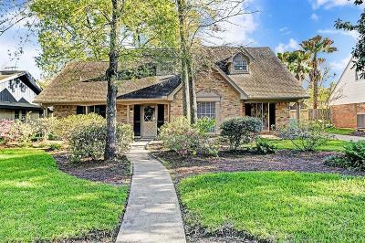 Seabrook Single Family Home For Sale: 4114 Bayou Grove Drive