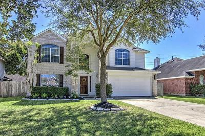 Katy Single Family Home For Sale: 2643 Marquette Trl