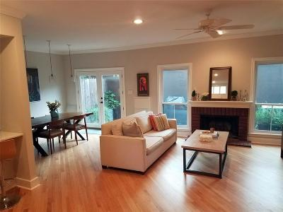 Houston Condo/Townhouse For Sale: 701 Bering Drive #803