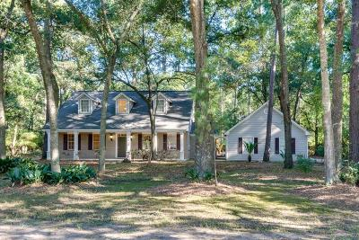 Tomball Single Family Home For Sale: 5 Maple Glen Drive
