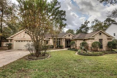 The Woodlands Single Family Home For Sale: 3 Twelve Pines Court