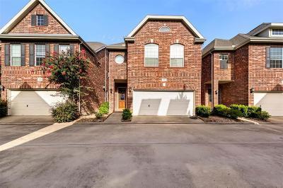 Houston Single Family Home For Sale: 1514 Olive Park