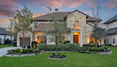 Tomball Single Family Home For Sale: 75 Gildwood Place