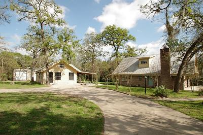 Bellville Single Family Home For Sale: 410 Sikes Road