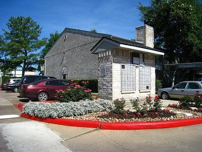 Houston Condo/Townhouse For Sale: 8237 Creekbend Drive #8237