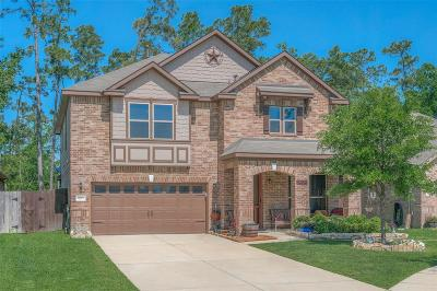 Humble TX Single Family Home For Sale: $294,999
