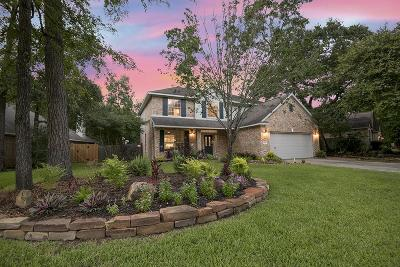 The Woodlands Single Family Home For Sale: 167 S Brooksedge Circle