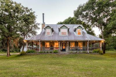 Weimar TX Farm & Ranch For Sale: $725,000