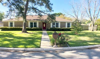Bay City TX Single Family Home For Sale: $209,500