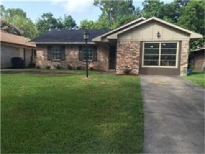 Bacliff Rental For Rent: 4810 Hannas Reef Drive