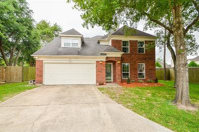 Pearland Single Family Home For Sale: 3902 Greenwood Drive