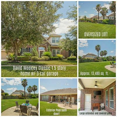 Humble Single Family Home For Sale: 14502 Logan Falls Lane