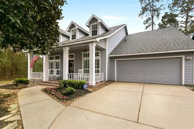 The Woodlands Single Family Home For Sale: 78 Sunlit Grove Street