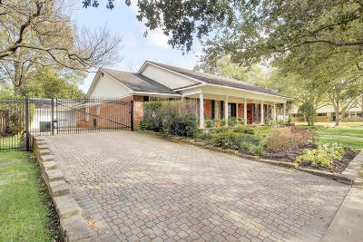 Houston Single Family Home For Sale: 9411 Cadman Court