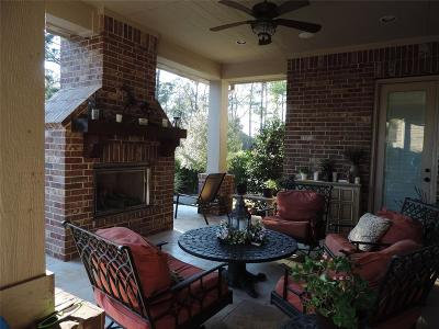 Montgomery Single Family Home For Sale: 107 Carnoustie Court