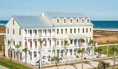 Galveston Condo/Townhouse For Sale: 718 Positano Road
