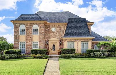 Sugar Creek Single Family Home For Sale: 518 Longview Drive