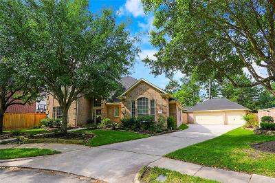 Humble Single Family Home For Sale: 8006 Clearwater Crossing