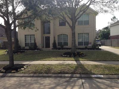 Katy Single Family Home For Sale: 6518 Emerald Canyon