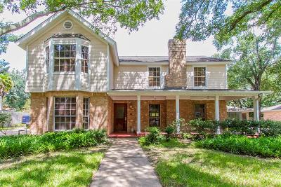 Houston Single Family Home For Sale: 18014 Oakhampton Drive