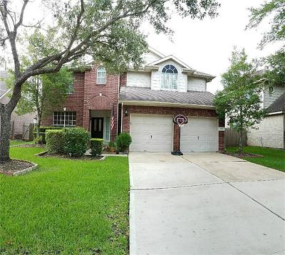 Sugar Land Single Family Home For Sale: 4903 Knights Branch