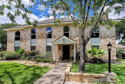 Houston Single Family Home For Sale: 11114 Candlewood Drive