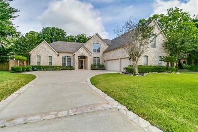 Friendswood Single Family Home For Sale: 1006 Buckingham Court