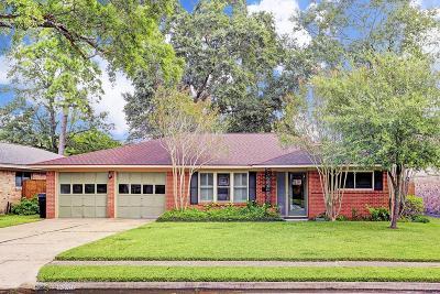 Houston Single Family Home For Sale: 6526 Lindyann Lane