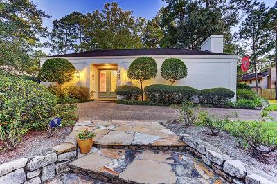 Houston Single Family Home For Sale: 242 Vanderpool Lane