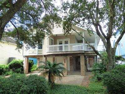 Galveston County Rental For Rent: 126 Pine Road