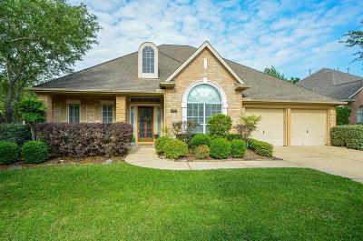 Missouri City Single Family Home For Sale: 5003 Cedar Spring Dr