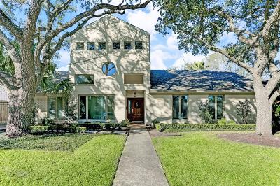 Houston Single Family Home For Sale: 5106 Loch Lomond Drive