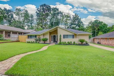 Conroe Single Family Home For Sale: 109 Shadylyn Drive