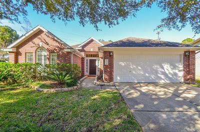 Katy Single Family Home For Sale: 20718 Cottondale Court