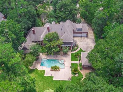 The Woodlands Single Family Home For Sale: 14 Coldsprings Court