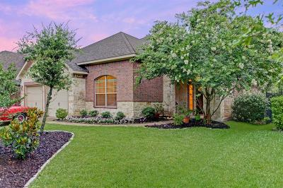 Tomball Single Family Home For Sale: 162 W Heritage Mill Circle